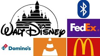 7 Fascinating Facts Behind World Famous Logos