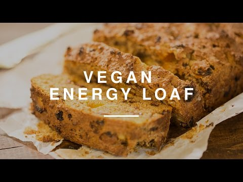 Tim Shieff's Vegan Energy Loaf | Madeleine Shaw | Wild Dish