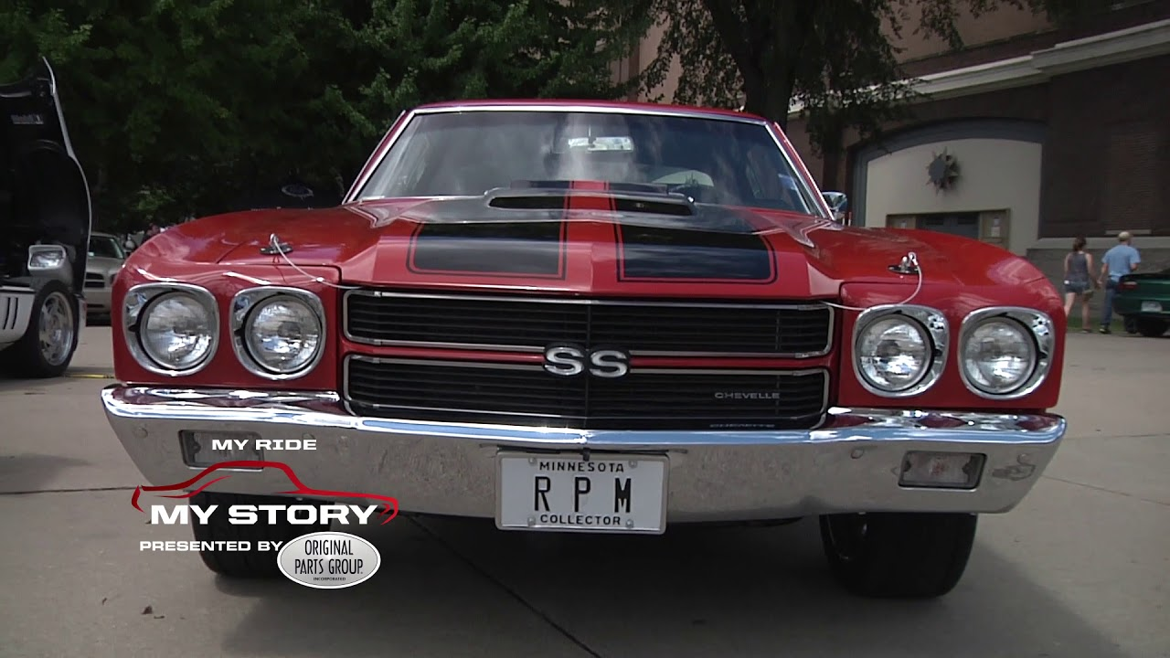 Street Machine Nationals My Ride, My Story Brought To You By OPGI: Roy  Mastell's 1970 Chevelle 454