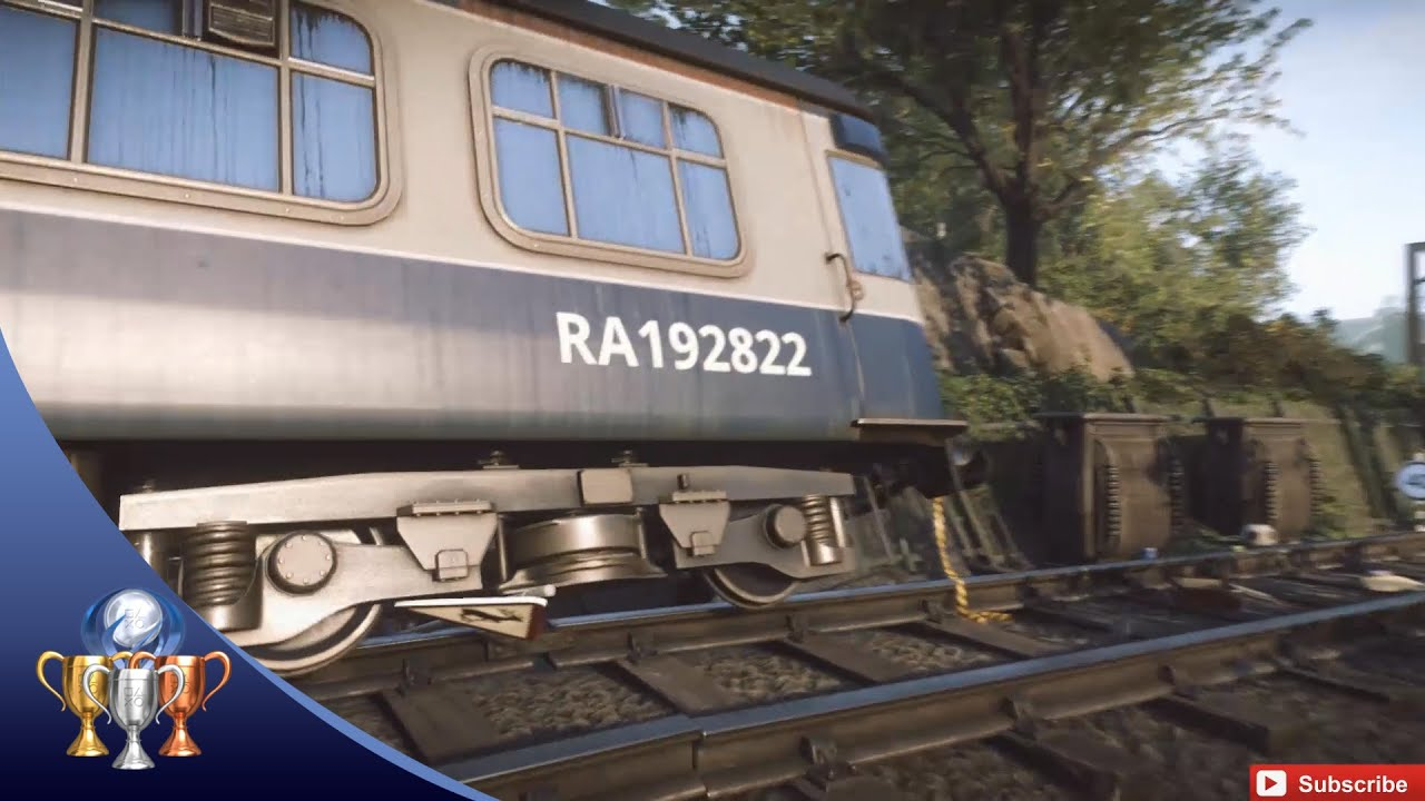 Everybody's Gone to the Rapture - Trainspotter Trophy Guide