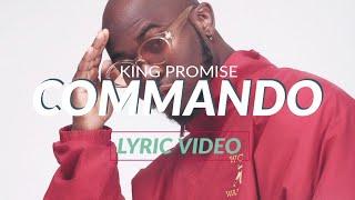 Download lagu King Promise - Commando (Lyrics Video)