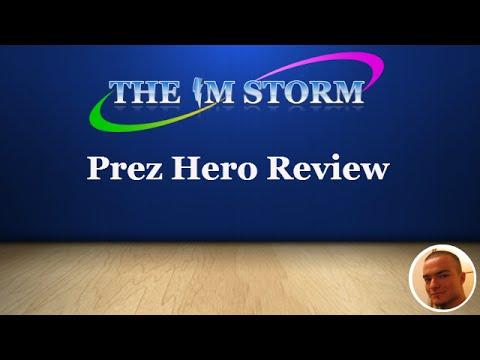 PREZHERO HONEST REVIEW: Hey guys bringing you the PrezHero Review. It's a software for creating easy to do Presentations