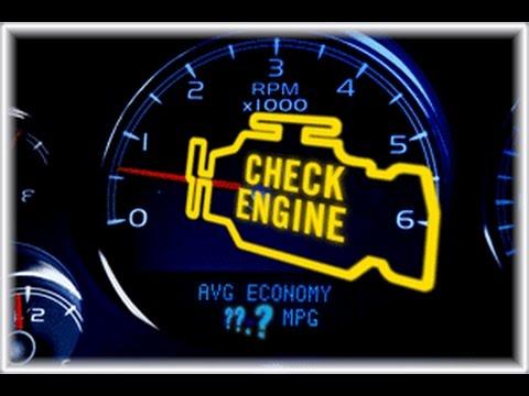 Porque Se prende la Luz Del Check Engine - Service Engine
