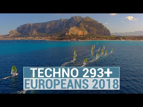 BIC Techno 293+ Europeans 2018 - HIGHLIGHTS