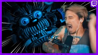 Kurz vor Herzinfarkt | FIVE NIGHTS AT FREDDYS: Sister Location | Julien Bam Twitch Highlight