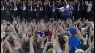 Самые массовые аплодисменты. Необычный флешмоб устроили жители Исландии