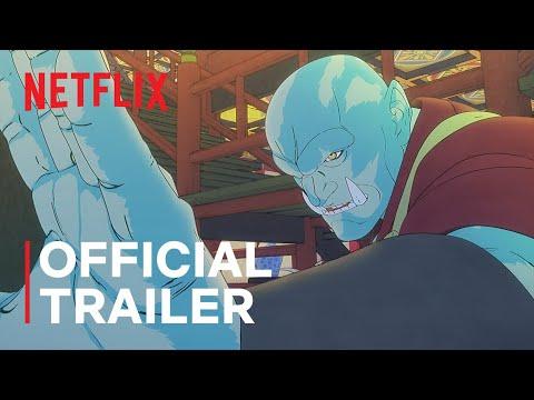 Bright: Samurai Soul   Official Trailer   Netflix
