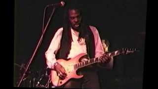 "Jimi Hendrix Tribute (Black Rock Coilation) @ Cooler w Larry Mitchell 1996 Pt 7 ""They Don"