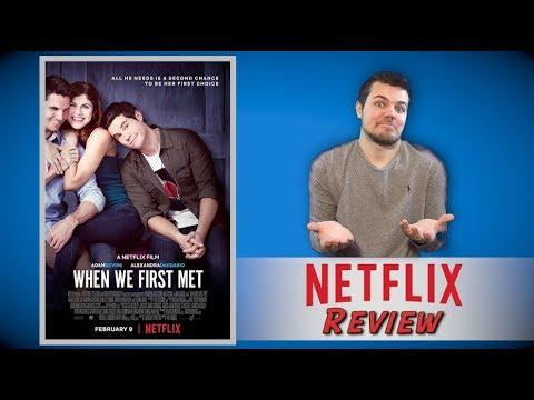 When We First Met Netflix Review