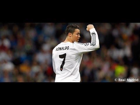 GOLES: Real Madrid 3 - 1 Schalke 04 - Cristiano Ronaldo