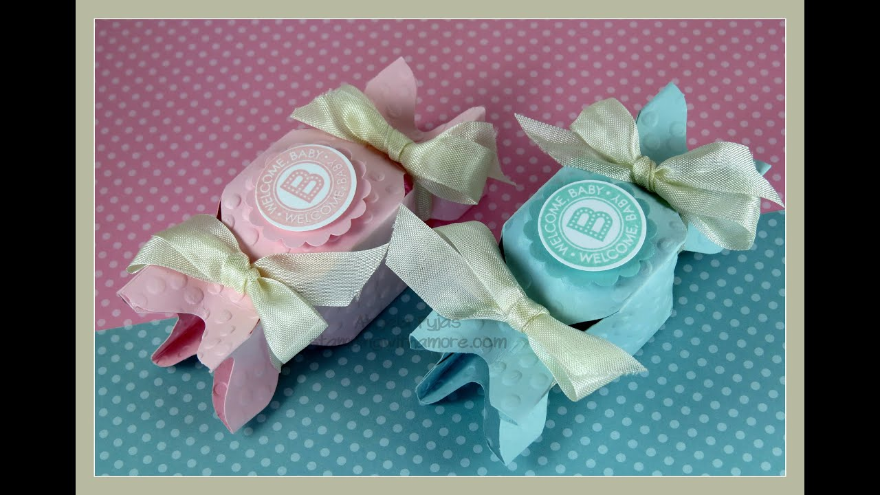 Tag Talk Baby Shower Favor
