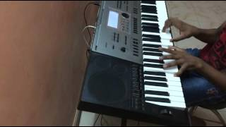 vedalam the theri theme piano cover