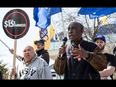"""Ontarians Join Global Fight for """"$15 and Fairness"""" As Province Reviews Labour Laws"""