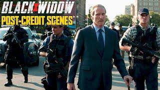 2 LEAKED Post-Credit Scenes of Black Widow - Heavy SPOILERS