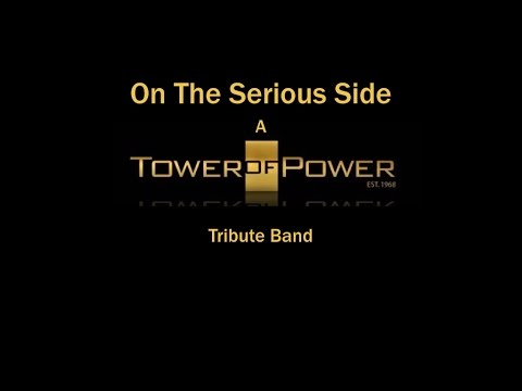 Tower of Power - On the Serious Side - Leverkusen Funknacht Live