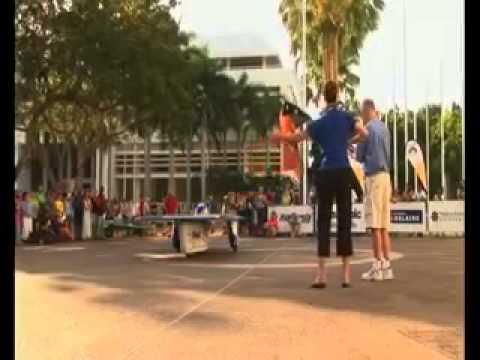 World Solar Challenge 2005 - Episode 2 (Team 1)