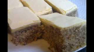 Gambar cover Diós sütemény, Orechový zákusok, Walnut Cake