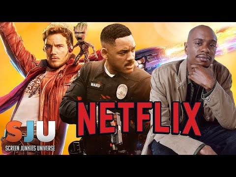 Here's What's Coming To Netflix - SJU