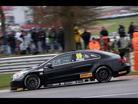 BTCC preview - Jason Plato and Colin Turkington set hot laps at Brands Hatch