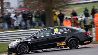 Btcc Preview - Jason Plato And Colin Turkington Set Hot Laps At Brands Hatch