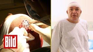 Gambar cover Tim Toupet lässt sich die Haare transplantieren - Nichts für schwache Nerven