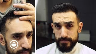 The Best Haircut and Style For Thinning Hair thumbnail