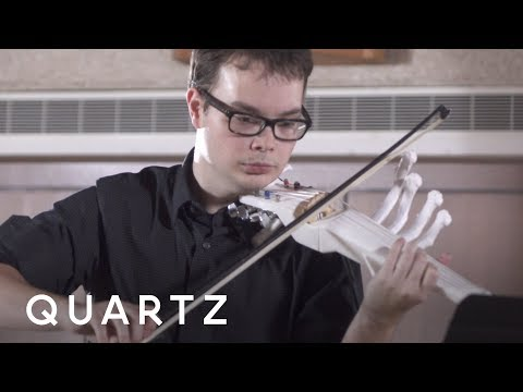 This $10 3D-printed instrument sounds exactly like a violin