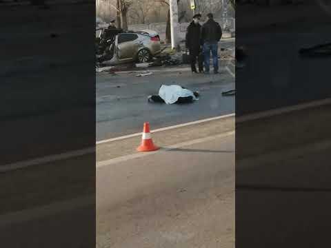 В Воронеже в утреннем ДТП погибли 4 человека