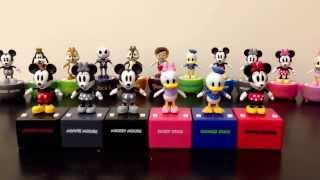 Disney Tap Dancing doll -Mickey Mouse,Donald Duck ,Daisy Duck,Minnie Mouse