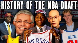 The Complete History of the NBA Draft (Original Documentary)