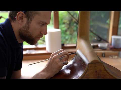 Workshop: George Martin And The Workshop Reseting A Double Bass Neck, Ep 3
