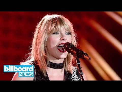 Taylor Swift Teases New Song 'Gorgeous' | Billboard News