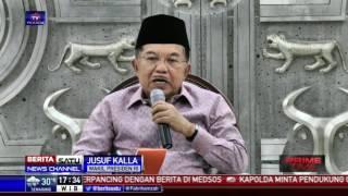 Wapres Jusuf Kalla Sayangkan Penganiayaan Di STIP