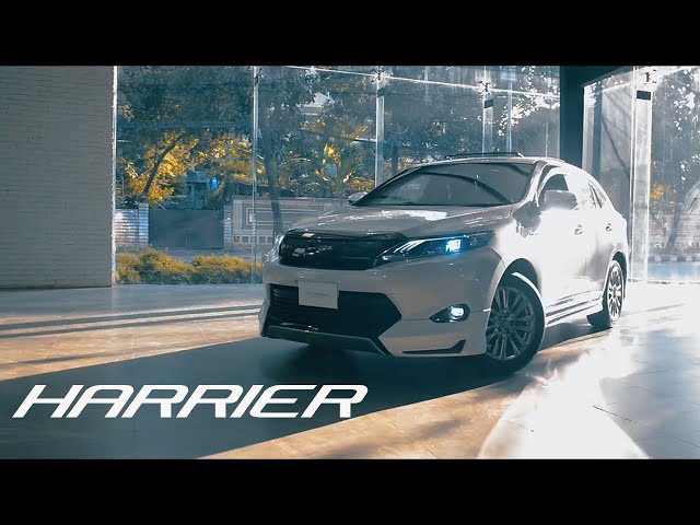 Toyota Harrier Hybrid Advanced Premium 2014 Presented by Asian Imports