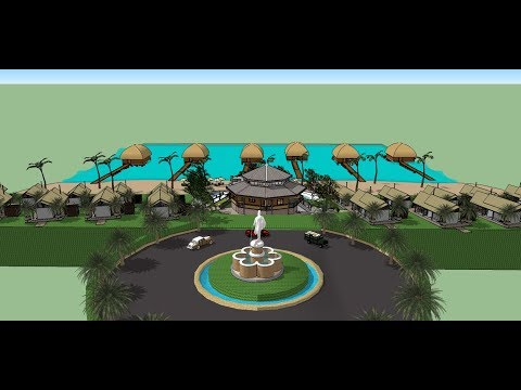New Caledonia resorts 5 star luxury   Le Meridien Noumea   Coral Palms Island resort