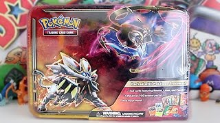 Opening A Pokemon Sun & Moon Collector's Chest!