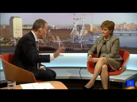 Nicola Sturgeon: Scotland will produce its own Brexit impact studies
