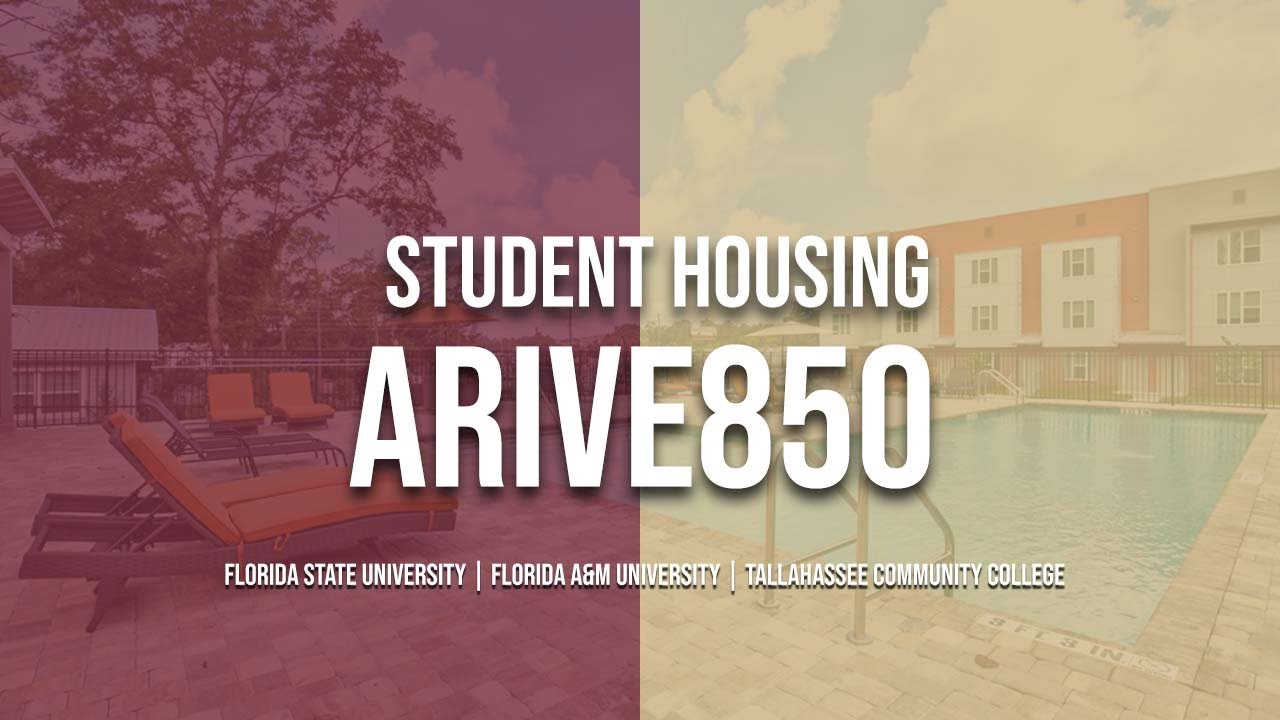 850 Arive - Student Housing located at Florida State