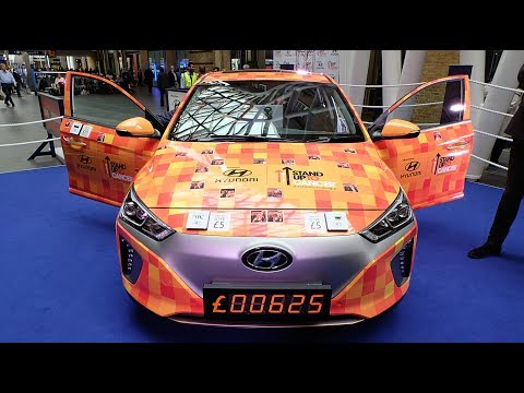 Hyundai and Foolproof - World's First Contactless Car