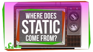 Where Does Static Come From? by : SciShow