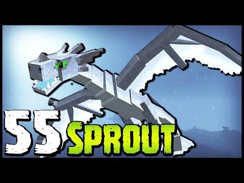 Egy Saját JÉGSÁRKÁNY! - Sprout 55