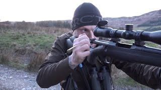 The Shooting Show - stalking hybrid deer in Ireland