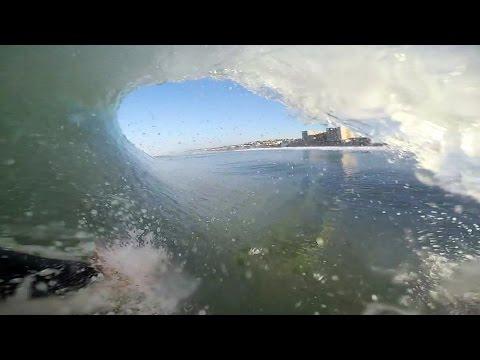 GoPro: Jeff Russell - Rosarito, Baja California - 01.20.17 - Surf
