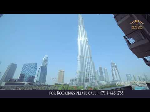 New Arabian Holiday Homes 2 Bedroom Apartment in Downtown Dubai- STAND POINT