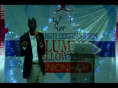 Mr Dayo Fajimi (Workshop Session) LVCU Alumni Reunion - IMPACT 2017
