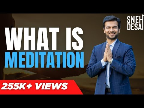 What is Meditation in Hindi | How to Meditate | Define Meditation