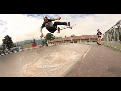 Skate Camp Switzerland Days 1&2