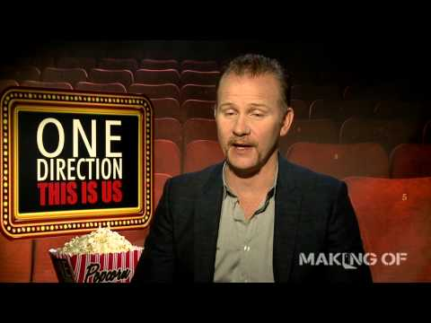 Morgan Spurlock Goes Behind the Scenes of 'One Direction: This is Us' with Eve