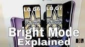 Alpha Substratum theme for LG V30, LG G6, LG G7 ThinqQ