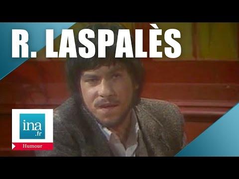 Régis Laspalès imite Philippe Bouvard | Archive INA